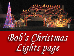 Bob's Christmas Lights.com Page