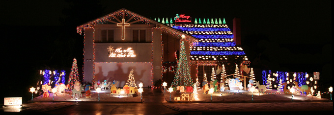 Best Orange County Christmas Displays